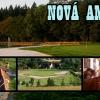 NOVÁ AMERIKA - 2 dny neomezeného golfu, noc se snídaní, neomezené míče na DR