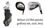 Wilson ULTRA pánský golfový set, ocel, levý