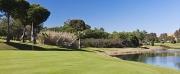 Španělsko golf Islantilla