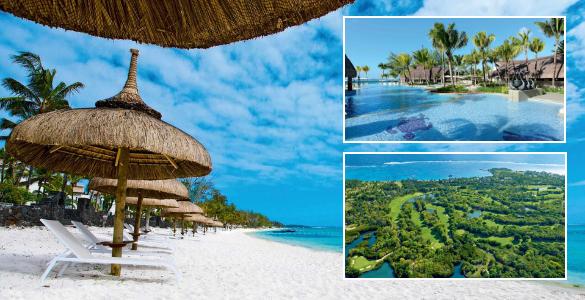 Luxusní golfový pobyt na Mauriciu ALL Inclusive + denní golf na Le Touessrok (ŘÍJEN - PROSINEC)