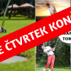 Golfové lekce v Praze a na Darové: 50 minut s profesionálem Markem Tomanem od 295 Kč/osoba