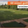 Seznámení s golfem na Císařské louce - 60 min. individuální lekce se slevou 57%!