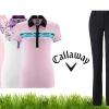 Callaway velikonoční balíček pro dámy: tričko + kalhoty / sukně / šortky za 2.390 Kč, výběr z mnoha modelů