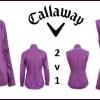 Callaway L/S dámská bunda a vesta v jednom jen za 1150 Kč... jen pár kusů!