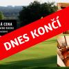 PilsnerGolf Resort Hořehledy - 2denní pobyt, neomezený golf, míče na DR = 990 Kč