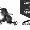 Sun Mountain Combo - revoluční bag v kombinaci s vozíkem se slevou 42%