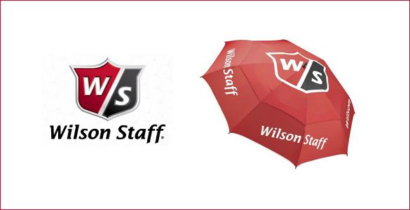 """Wilson Staff Pro Tour - Extra velký 68"""" deštník za bezkonkurenčních 750 Kč"""