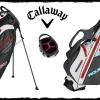 Callaway Aqua Dry Bag - nepromokavý golfový bag se slevou 48% - 2 varianty