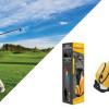 Wilson Prostaff Junior HDX golfový set žlutý 8-11 let (127 - 142 cm) se slevou 1350 Kč