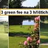 Darujte balíček 3 green fee - Motol + Štiřín + Kotlina na 18 jamek se slevou 48%. Platnost po celou sezonu 2013.