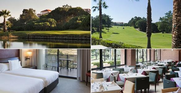 Golf ve Španělsku: 5 nebo 7 nocí s polopenzí a neomezeným golfem od 9.490 Kč