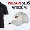 WILSON GOLF - pánské tričko + rukavice + čepice jen za 890 Kč!