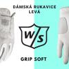 Wilson Staff Grip Soft - dámská prodyšná rukavice za 222 Kč