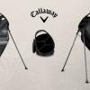 Callaway Hyper-Lite 3 Stand bag - černý, lehký, prostorný - se slevou 48%