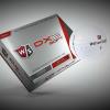 Oblíbené golfové míčky Wilson Staff DX2 Soft - balení 12ks se slevou 30%!