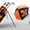 TIGER CUB - špičkový dětský golfový set + vozík + deštník s vánoční slevou 27%! Různé varianty.