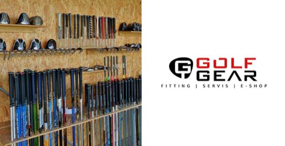 GOLFGEAR ADVANCED FITTING - golfové hole na míru se slevou 47%