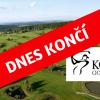 Golf & Ski Resort Kořenec: 18 jamek + oběd + míče na driving = 795 Kč!