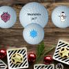 Nadílka 6 mikulášských golfových míčků jen za 222 Kč!