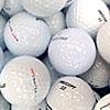 100 ks hraných golfových míčků za cenu padesáti - mix značek, nejvyšší kvalita sleva 50%