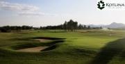 Kotlina Terezín golf green fee akce 4