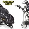 POWAKADDY - oblíbený elektrický golfový vozík za mrazivou cenu - 4 typové varianty