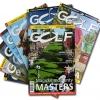 Časopis Golf - roční předplatné se slevou 40% + varianta s volným green fee ještě výhodněji!