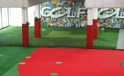 Indoor golf Brno BVV