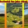 3x jihočeský golf jako golfový Ježíšek - Mnich, Hluboká, Český Krumlov na rok 2014 se slevou 48%!