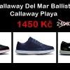 Callaway golfové boty bez spiků - pánské i dámské se slevou až 1040 Kč