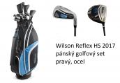 Wilson Reflex HS 2017 pánský golfový set pravý, ocel