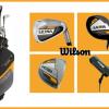 Kompletní golfový set Wilson Ultra s bagem a slevou více než 4000 Kč
