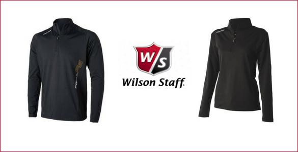 TOP SELLER od Wilsona - Thermal Tech golfové mikiny pánské/dámské za 990 Kč