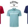 Callaway pánské tričko za 890 Kč! Výběr ze 3 modelů, jen pár kusů v různých velikostech