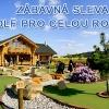 Adventure Golf Horní Bezděkov - poukaz v hodnotě 800 Kč na hru i občerstvení v Tyrolské hospůdce jen za 499  Kč.