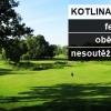 GOLF KOTLINA TEREZÍN - Green fee 18 jamek s možností úpravy  HCP + obědové menu se slevou 46%!