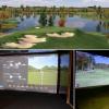 TELNICE: golfový simulátor u BRNA pro 4 osoby za 195 Kč/hod