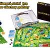 GOLFOVÁ AKADEMIE - stolní hra, která skvěle procvičí znalost pravidel či historie golfu a otestuje vaši taktiku
