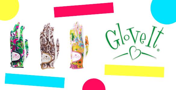GLOVE IT stylové dámské golfové rukavice, které si zamilujete... za výprodejových 290 Kč