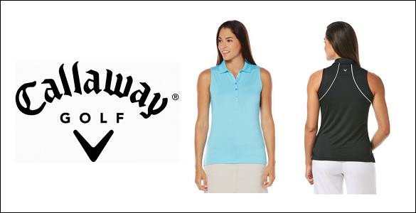 VÝPRODEJ LETNÍ KOLEKCE CALLAWAY  Dámské tričko + šortky za 1290 Kč - výběr  z barev i velikostí 6b4c0eb181