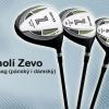 Kompletní set golfových holí Zevo Box i s bagem -  dámský či pánský se slevou 40%