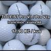 Titleist Pro V1/Pro V1x - hrané míčky kvality AB - jen 18 Kč za kus. To je drive!