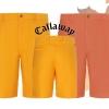 Callaway Corded II nejoblíbenější pánské golfové kraťasy se slevou 61%