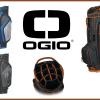 7 bagů OGIO 2018 se slevou 40-50% - od každého modelu jeden kus!