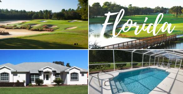 Florida Golf Resort Inverness: týden ubytování + unlimited fee od 4.690 Kč!!