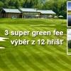 NEUVĚŘITELNÉ! za 1200 Kč získáte 3 fee v super resortech kolem Prahy
