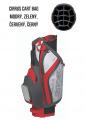 Ogio Cirrus Cart bag červený