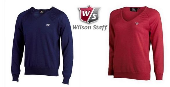 Wilson Staff Authentic véčkový svetr pánský  či dámský se slevou 37%!