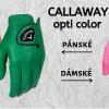 Callaway Opti Color kožené rukavice v pestrém provedení jen za 249 Kč