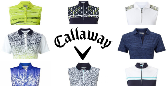 CALLAWAY trička pro hubené holky - 790 Kč